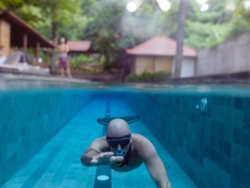 Freediving courses: AIDA 1 Freediving Course in Amed, Bali (Introduction Day)