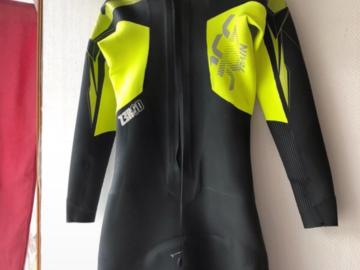 Vente: Combinaison de triathlon zérod  de taille S train 365 neuf