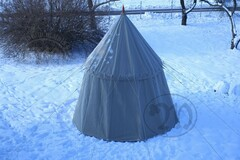 Selling with right to rescission (Commercial provider): Umbrella Tent – 4m – Linen