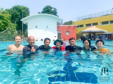 Freediving courses: SSI Freediving Level 1 Course in Singapore