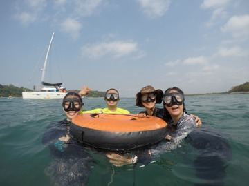 Freediving courses: SSI Freediving Level 2 Course in Singapore