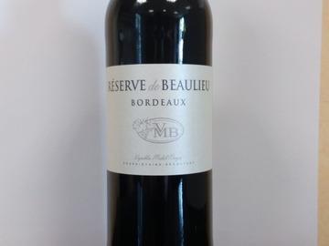 Vente avec paiement en direct: Réserve de Beaulieu - Bordeaux
