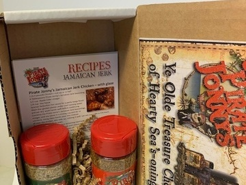 Selling with online payment: 2-Pack Spice Blend, Sweet & Savory