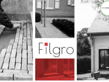 .: Filgro   Grondwerken - specialiteit opritten & terrassen
