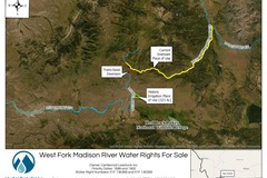 For Sale: West Fork Madison River Water Rights For Sale