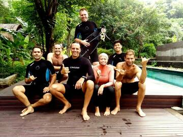 Freediving courses: AIDA 4 Freediving Course in Amed, Bali (level 3)