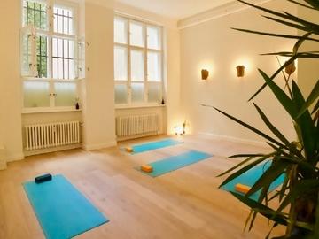 Vermiete Gym pro H: Wunderschöner Raum für Yoga, Gymnastik oder kleine Workshops