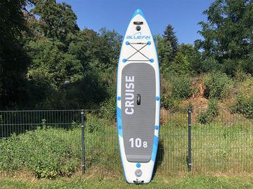 Vermiete dein Board pro Tag: SUP Board Cruise Allrounder Carbon 10.8