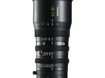 Vermieten: FUJINON MK18-55mm T2.9