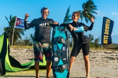 Course: Kitesurfing personalized course from 0 to Hero