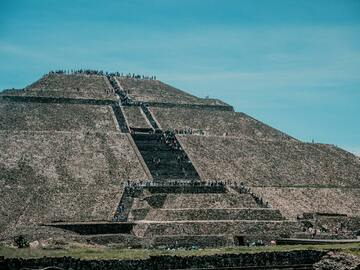 Online Payment - Group Session - Pay per Course : History Dungeons and Dragons:  The Secret Tunnels of Teotihuacan