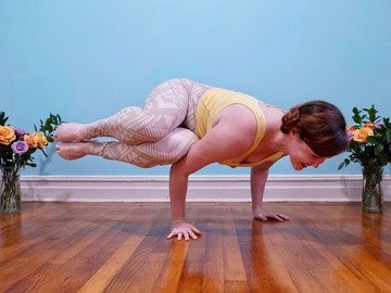 Offering: Flow Into Arm Balances & Forward Bends | 4-week Series