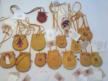 Selling: Medicine bags