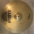 Selling with online payment: Sabian AA Thin Crash Cymbal 16""