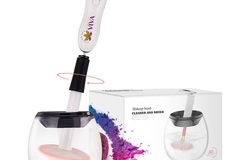 For Sale: Makeup Brush Cleaner and Dryer Machine Battery Operated