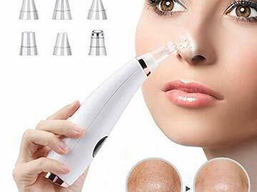 For Sale: Blackhead Remover USB Electric Facial Makeup Remover