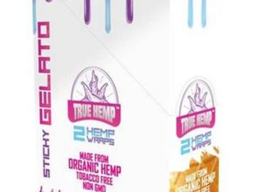 Post Products: True Hemp Organic Wraps - Sticky Gelato