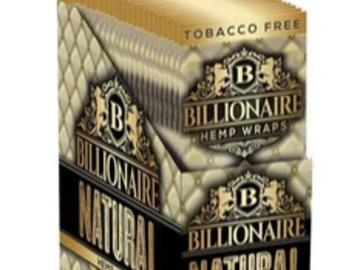 Post Products: Billionaire Hemp Wraps - Natural