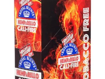 Post Products: HEMPaRILLO Cali Fire Flavored Hemp Wraps