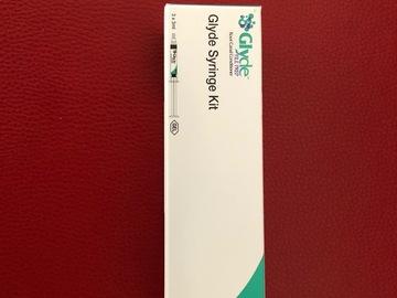 Artikel aangeboden: Glyde Syringe Kit