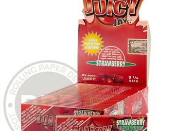 Post Products: Juicy Jay's Strawberry
