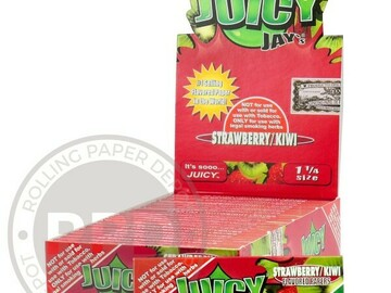 Post Products: Juicy Jay's Strawberry Kiwi