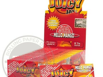 Post Now: Juicy Jay's Mello Mango