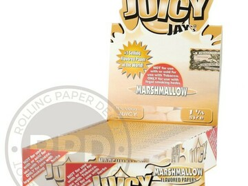 Post Now: Juicy Jay's Marshmallow 1 1/4