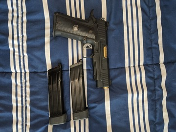 Selling: EMG Salient Arms International 2011 Hicapa w 2 mags