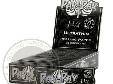 Post Now: Pay-Pay 1 1/4 Ultra Thin