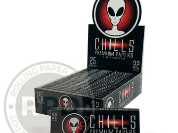 Post Products: Chills Alien - 1 1/4