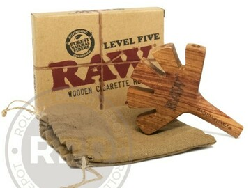 Post Now: Raw Level Five Cigarette Holder