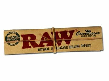 Post Now: RAW Connoisseur King Size Slim Hemp