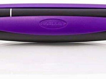 Post Products:  Futurola King Size Rolling Machine (Royal Purple)