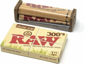 Post Now: RAW Roller + Paper Bundle