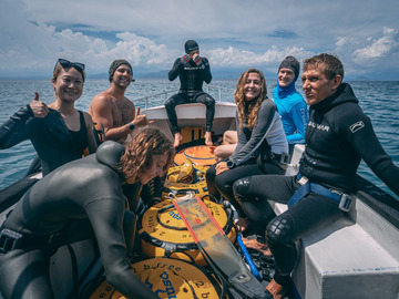 Freediving courses: Molchanovs Wave 3 Freediving Course in Nusa Penida, Indonesia
