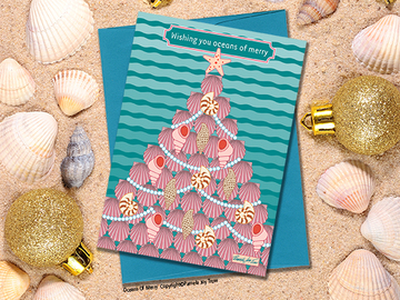 Selling with online payment: Select  6 Holiday Cards