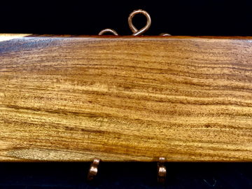 Selling with online payment: Indian Rosewood Charcuterie Board