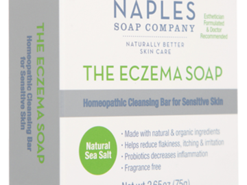 Selling with online payment: Homeopathic Eczema  and Rosacea Soap