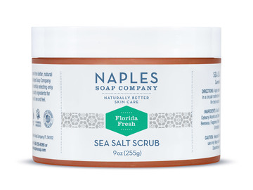 Selling with online payment: Florida Fresh Sea Salt Scrub