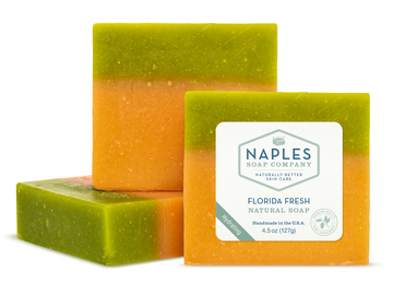 Selling with online payment: Florida Fresh & Florida Key Lime Soaps