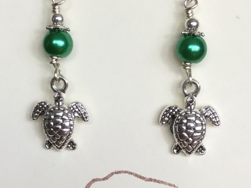 Selling with online payment: Charm Earrings- Assorted Styles