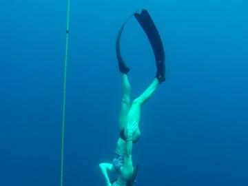 Freediving courses: AIDA 3 Advanced Freediving Course in Tamarindo, Costa Rica