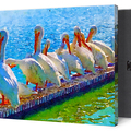 Selling with online payment: Pelican Print-16X20 Canvas
