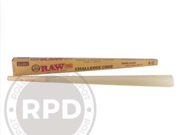 Post Products: Raw Cone Challenger - 2 feet!