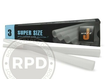 Post Products: JWare Pre-Rolled Super Size Cones (3 Count)