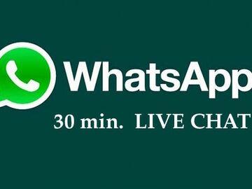 Selling: WHATS AP 30min. Live chat- TIMAEON