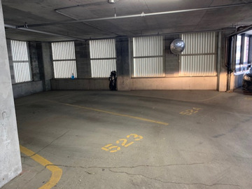 Monthly Rentals (Owner approval required): Chicago IL, Secure, Garage Apartment Parking 600 N Kingsbury St