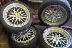 Selling: Staggered 18s for bmw