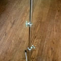 Selling with online payment: Vintage MIJ flat base cymbal stand